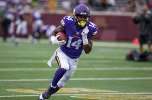 2016's Breakout Wide Receiver: Stefon Diggs