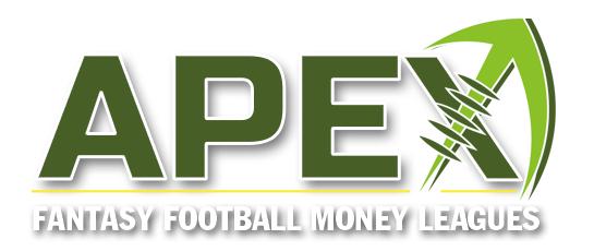 Fantasy Football Leagues - Apex Fantasy Football Money Leagues